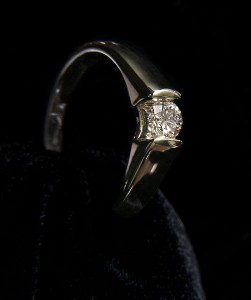0.31 Carat Diamond Ring