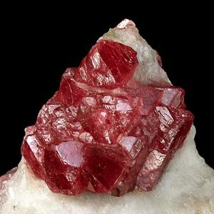 Red Spinel from Vietnam